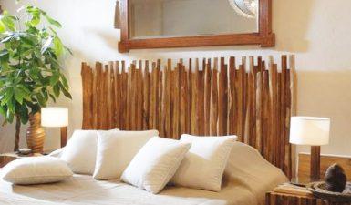 Cabeceros de Bambú
